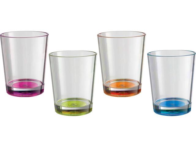 Brunner Multiglass Color Trinkglass Set